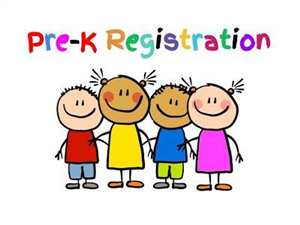 Pre-K and Headstart registartion
